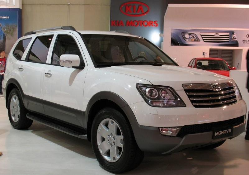 «Автотор» начал серийное производство обновленного поколения Кия Mohave