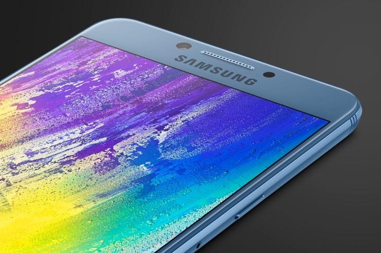 Представлен смартфон Самсунг Galaxy C5 Pro с16 Мпселфи камерой