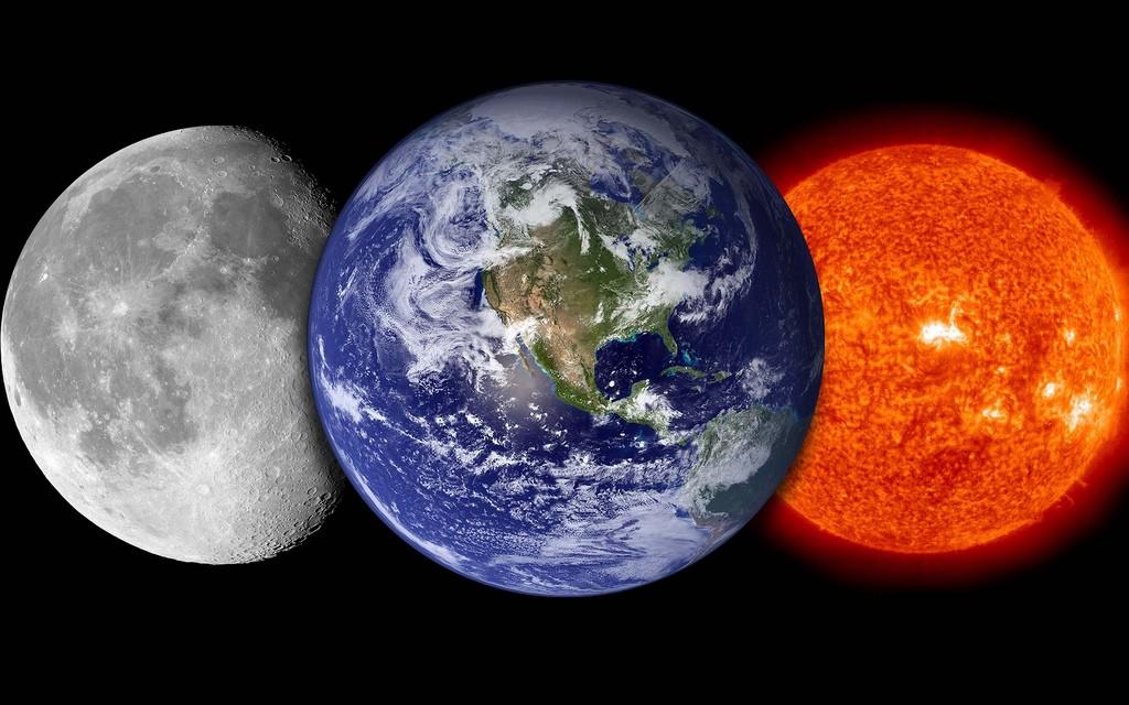 Гравитация Солнца иЛуны провоцирует землетрясения— Ученые
