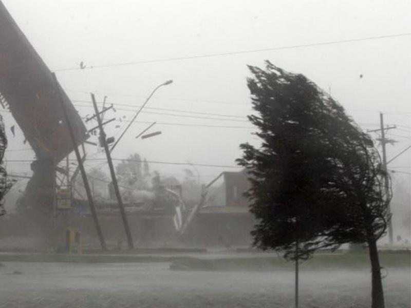 ВМичигане 470 тыс. человек остались без электричества из-за непогоды