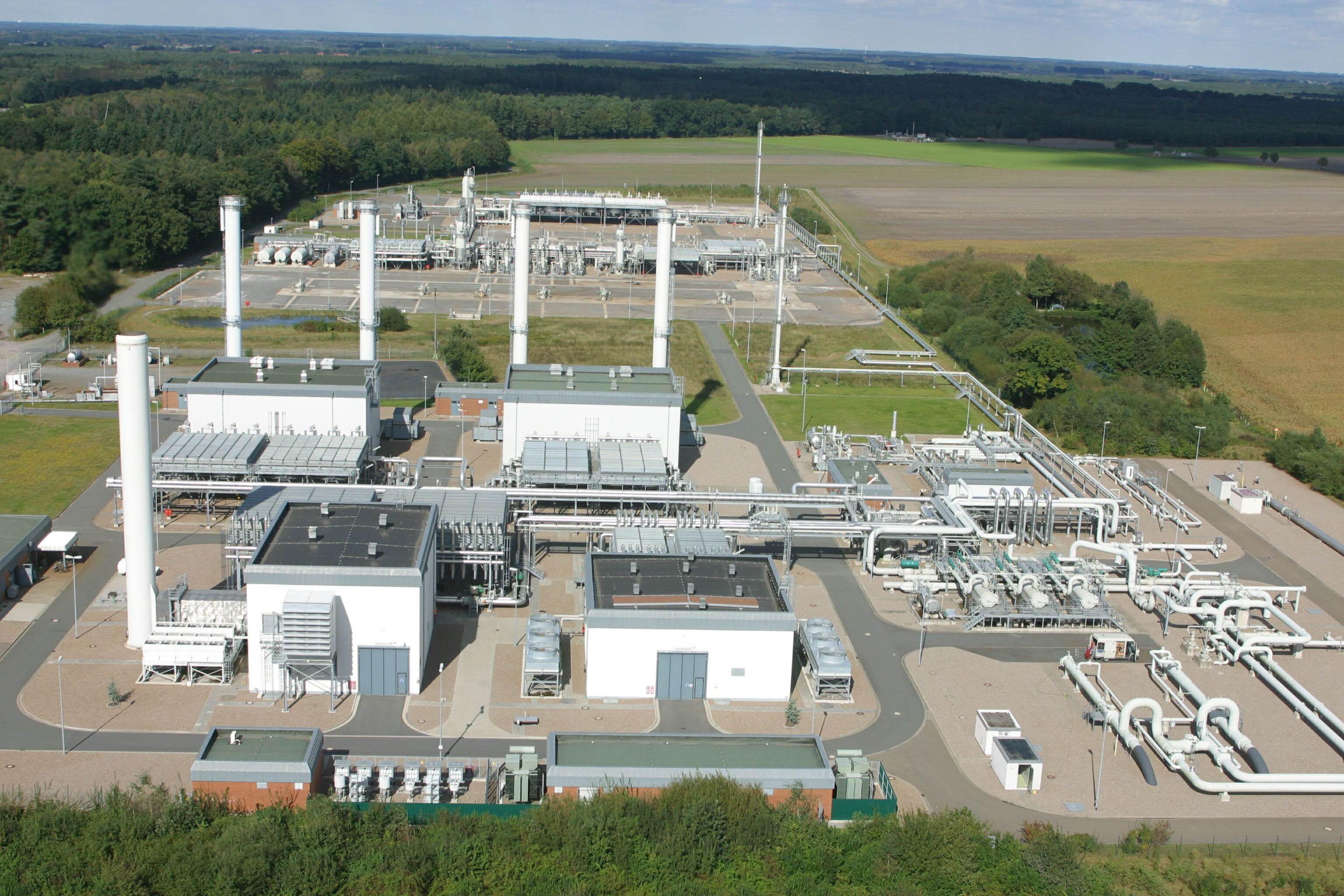 Украина засутки незначительно снизила запасы газа вПХГ— «Укртрансгаз»