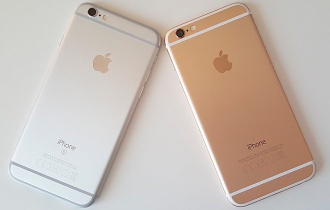 Анонсирован Apple iPhone 6 (2017)