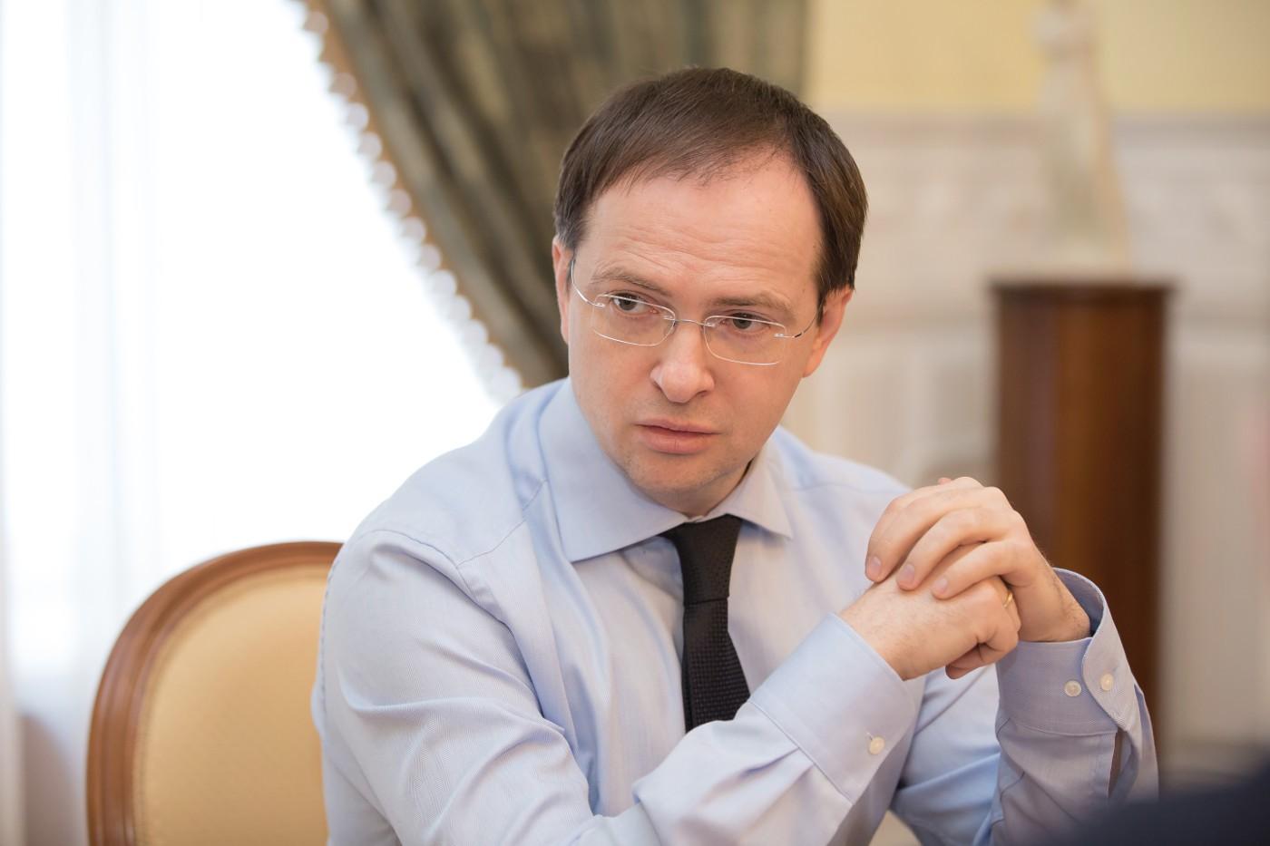 Мединский: Въездной туризм в РФ вырос на7%