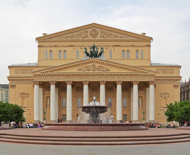 Большой театр посетит Европу сгастролями