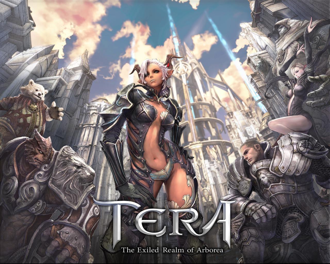 Игра Tera будет доступна собственникам консолей