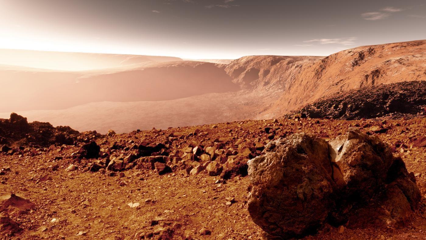 Учёные зафиксировали наМарсе сверхгигантский торнадо
