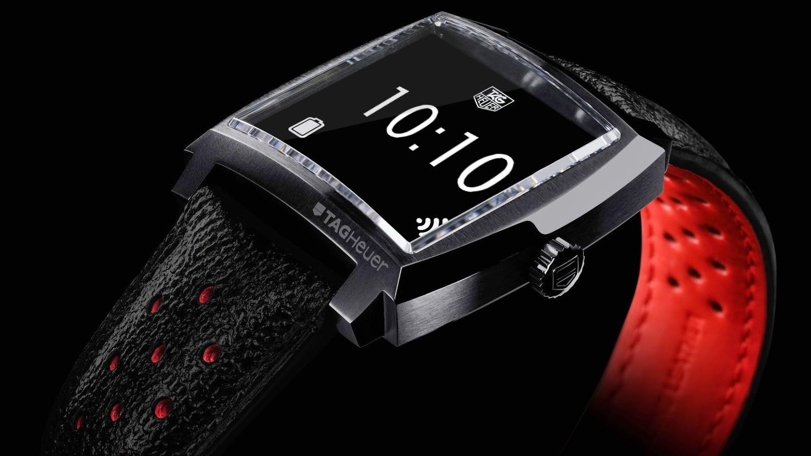 TAG Heuer планирует сделать умные нынешние часы