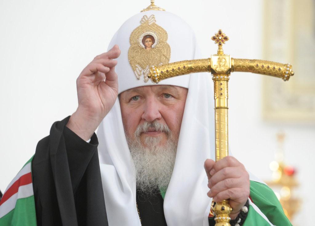 Патриарх Кирилл призвал верующих отгородиться от социальных сетей
