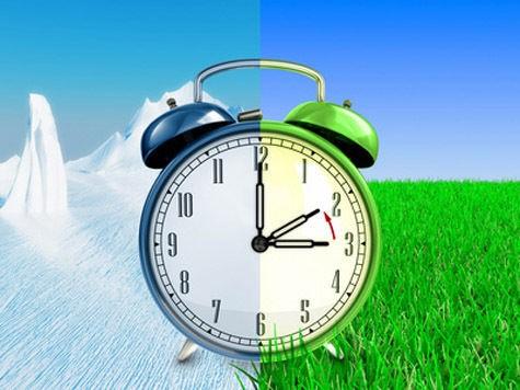 США иКанада переводят часы налетнее время