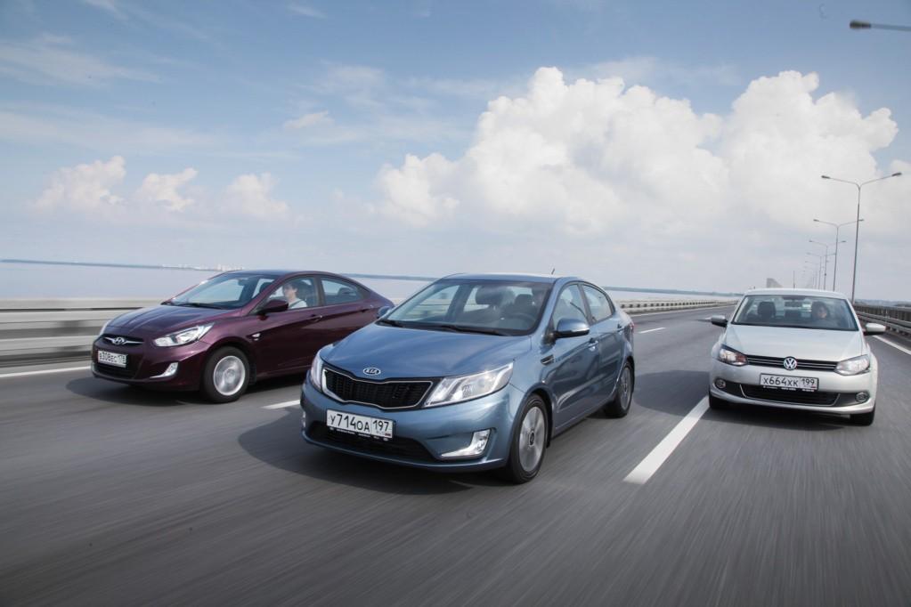 Автомобильный рынок зимой упал на5,5%