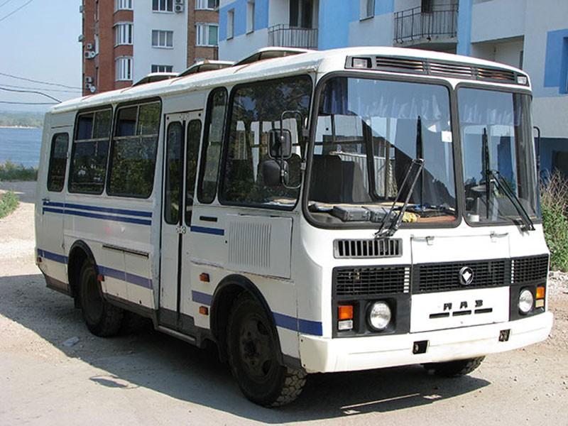 Автобус зажегся ивзорвался надороге вКраснодаре