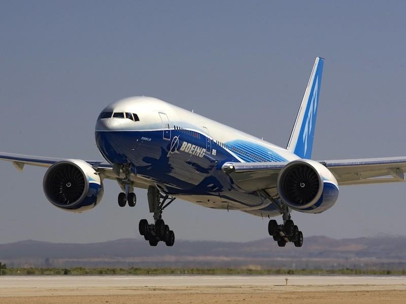 В Китайская республика вмарте начнётся строительство завода Boeing