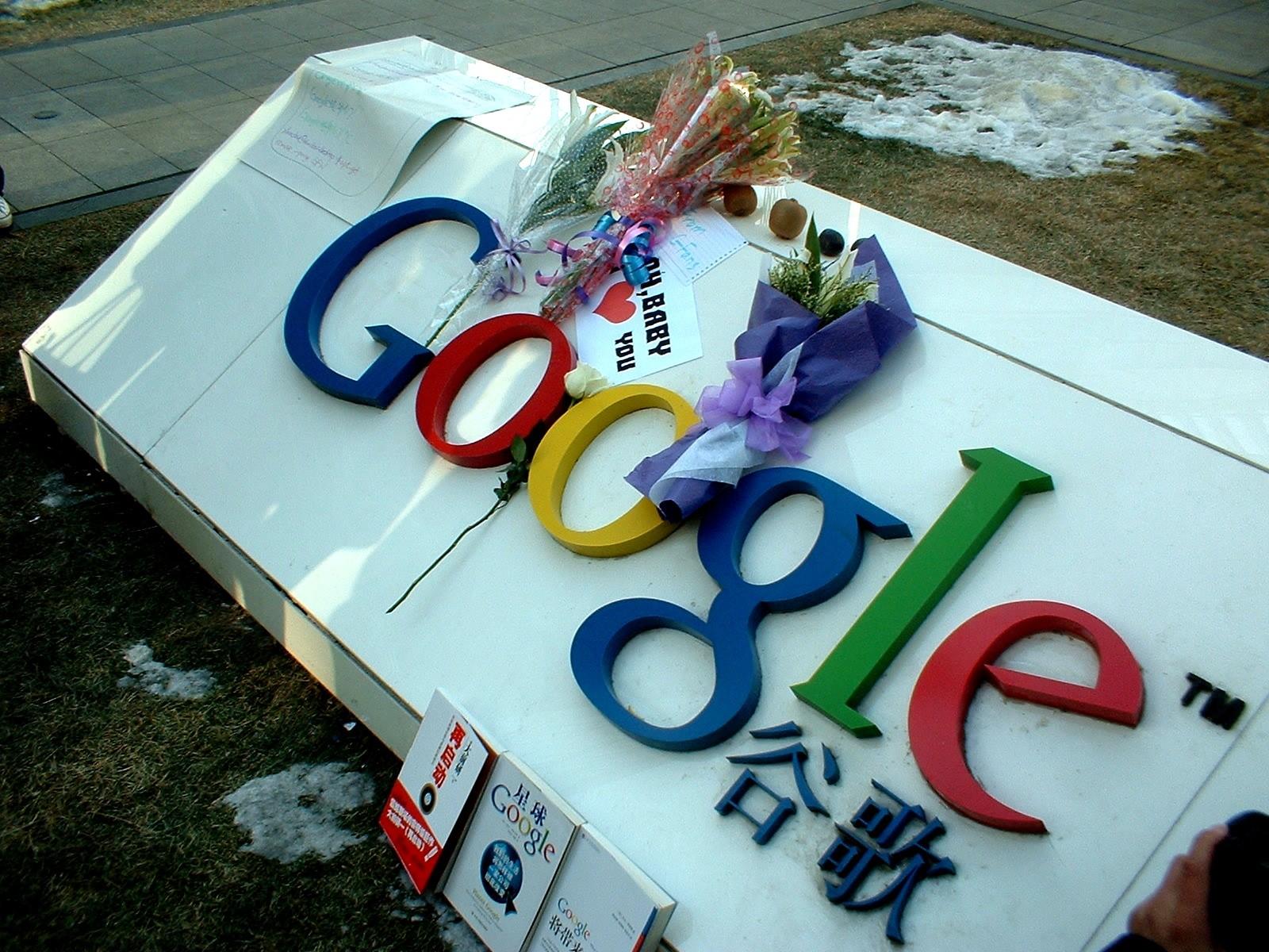 Google желает вернуться на рынок КНР
