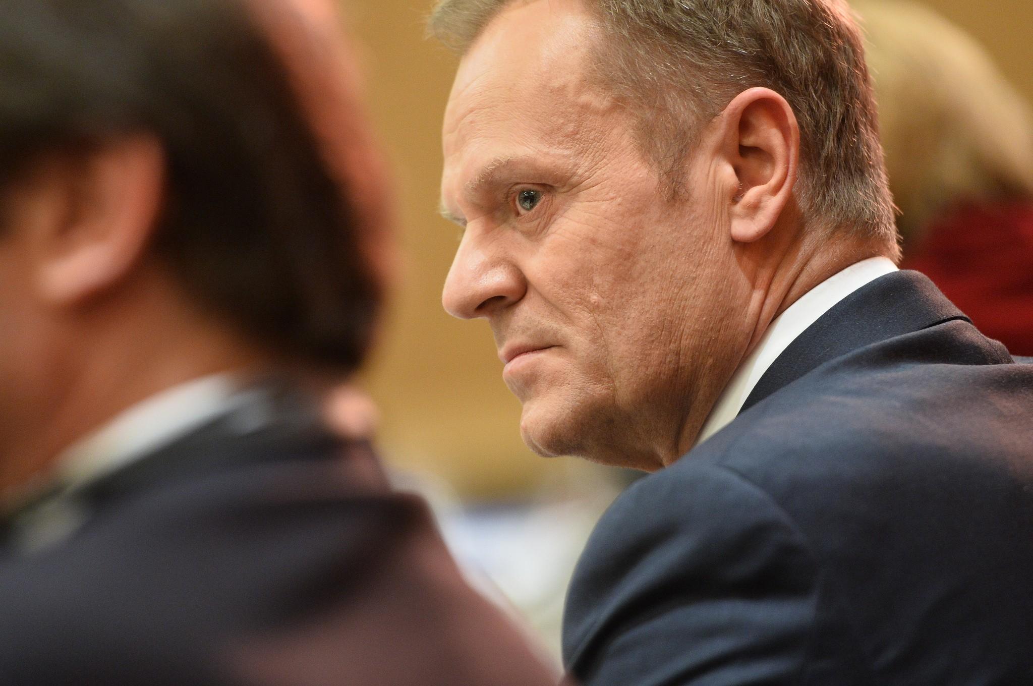 Вызов Туска впрокуратуру несвязан сего переизбранием главой Евросовета