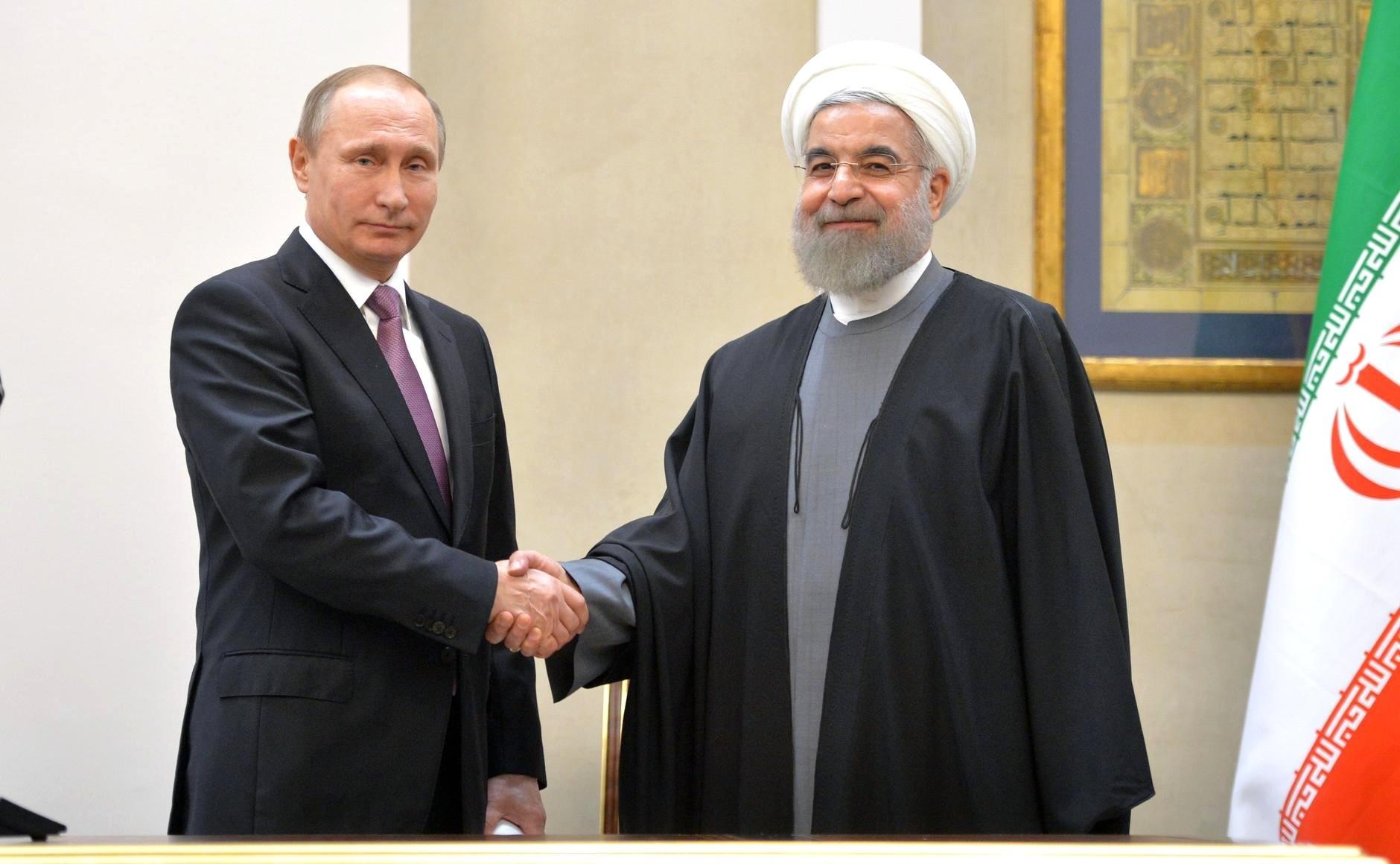 Песков: визит президента Ирана в столицу России готовится