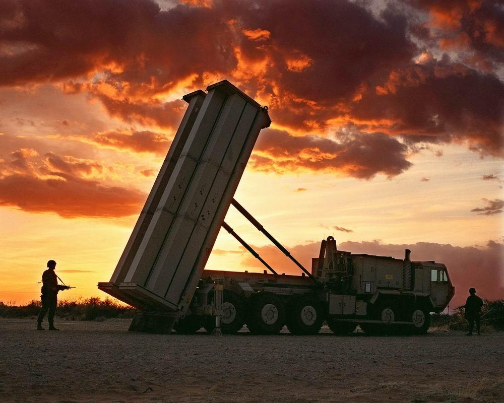 Оппозиция Южной Кореи против размещения противоракетной обороны THAAD без согласияРФ и Китайская народная республика