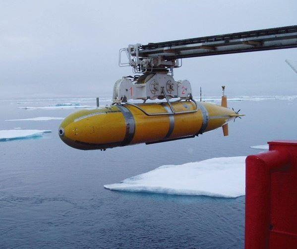 Беспилотная субмарина Boaty McBoatface уходит впервую антарктическую экспедицию