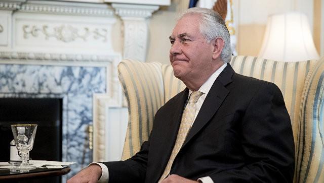 Руководителя Госдепа США уличили виспользовании псевдонима