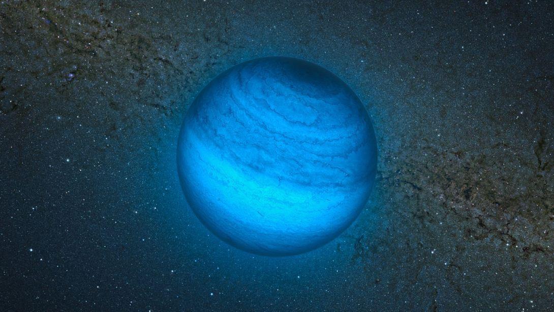 Блуждающий космический объект обнаружили астрономы в100 световых годах отЗемли