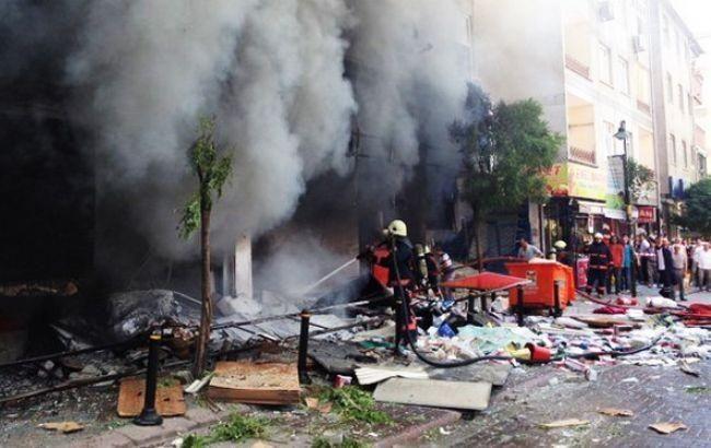 2-х военных вТурции убило взрывом бомбы