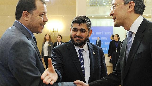 Переговоры вАстане поСирии продлили наодин день
