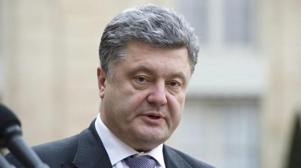 Порошенко связал снятие блокады ДНР иЛНР свозвращением Киеву учреждений Донбасса