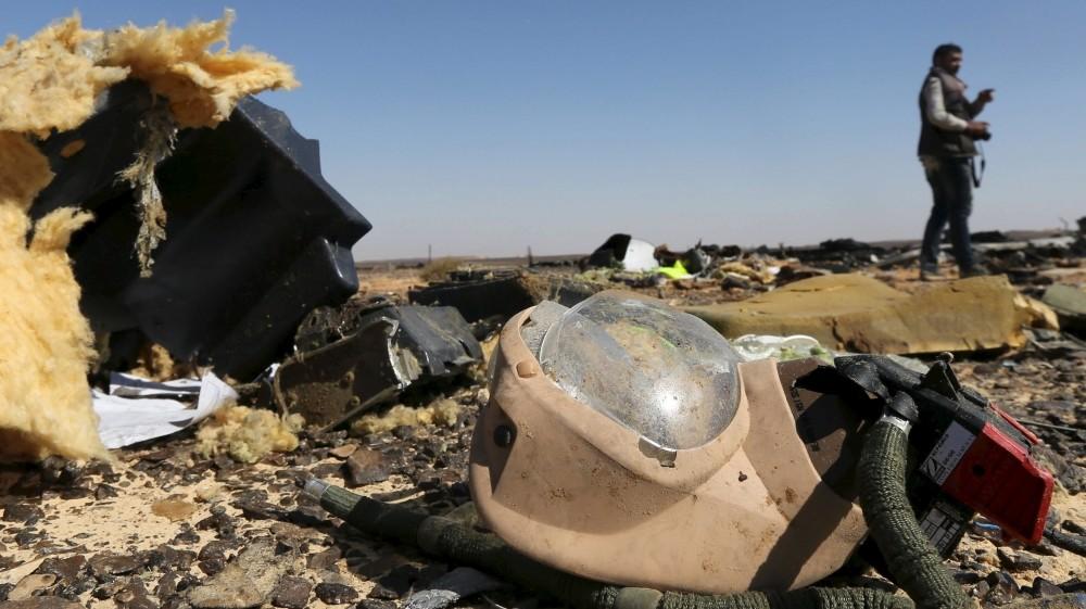 Три человека погибли вкрушении самолета ВВС США вНью-Мексико