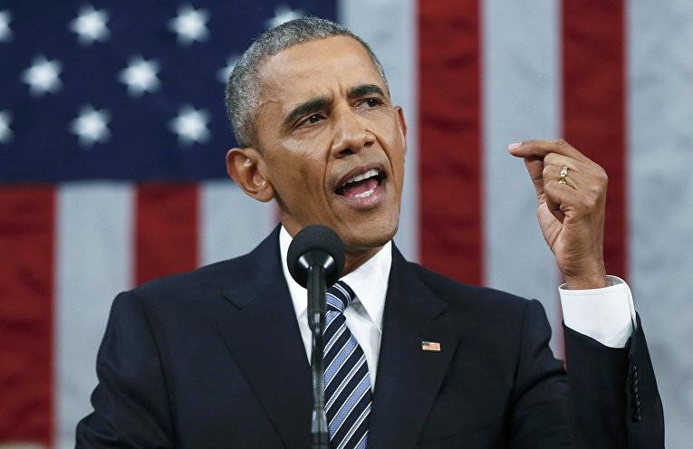 Республиканцы обвинили Обаму вовмешательстве ввыборы