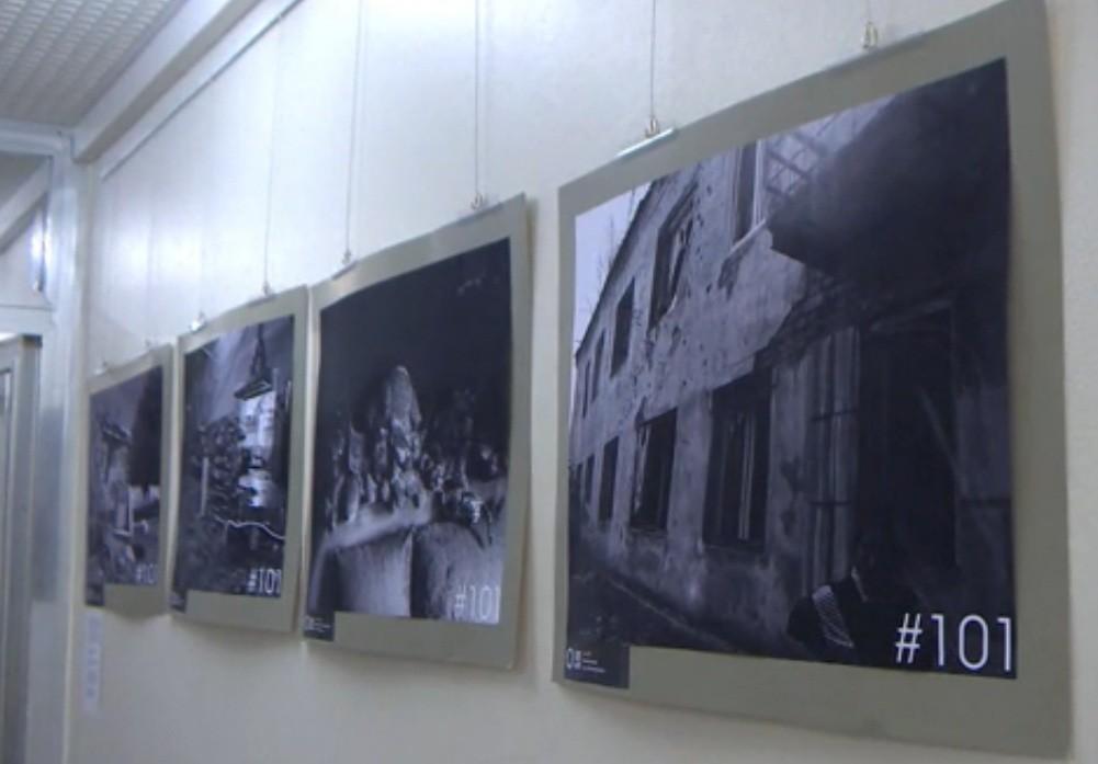 ВБерлине открылась выставка впамять опогибших вДонбассе детях