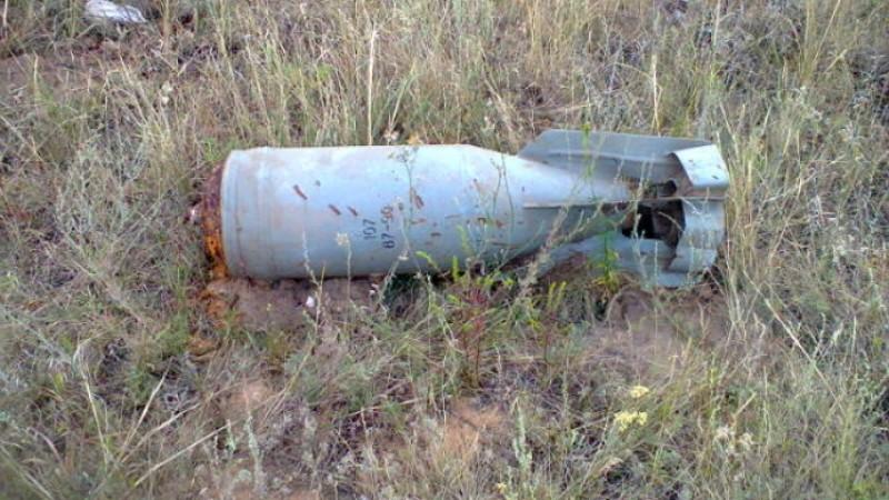 ВСевастополе обнаружили полутонную авиабомбу времен ВОВ