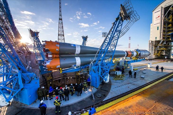 В нынешнем 2017г. наВосточном состоится два запуска космических аппаратов— Рогозин