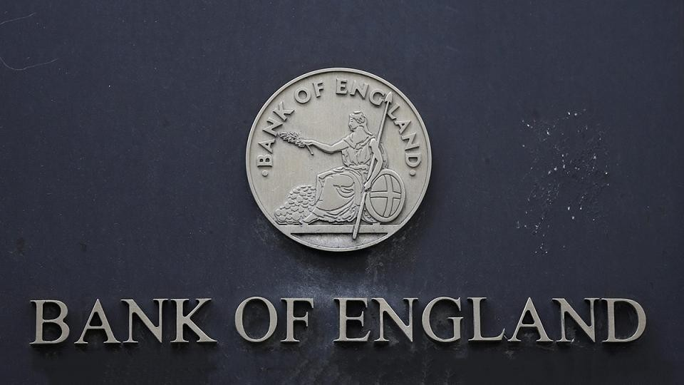 ЦБ Англии  сохранил базовую ставку науровне 0,25%