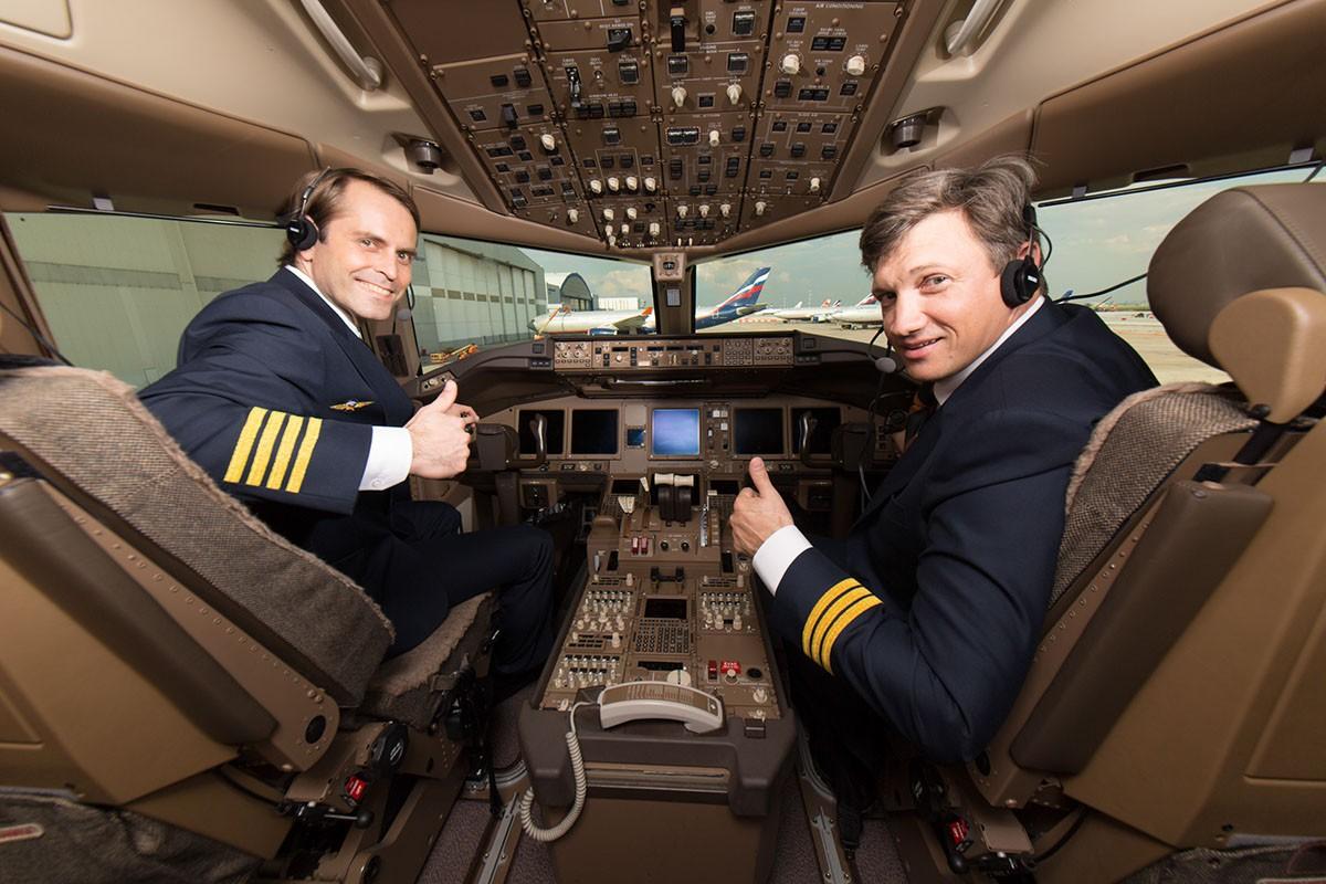 Гендиректор «Аэрофлота» сказал, сколько вмесяц получают пилоты