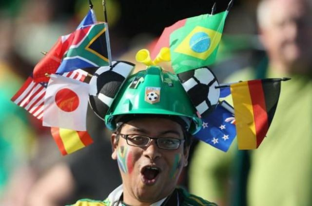 Государственная дума может запретить футбольным хулиганам заезд в Российскую Федерацию