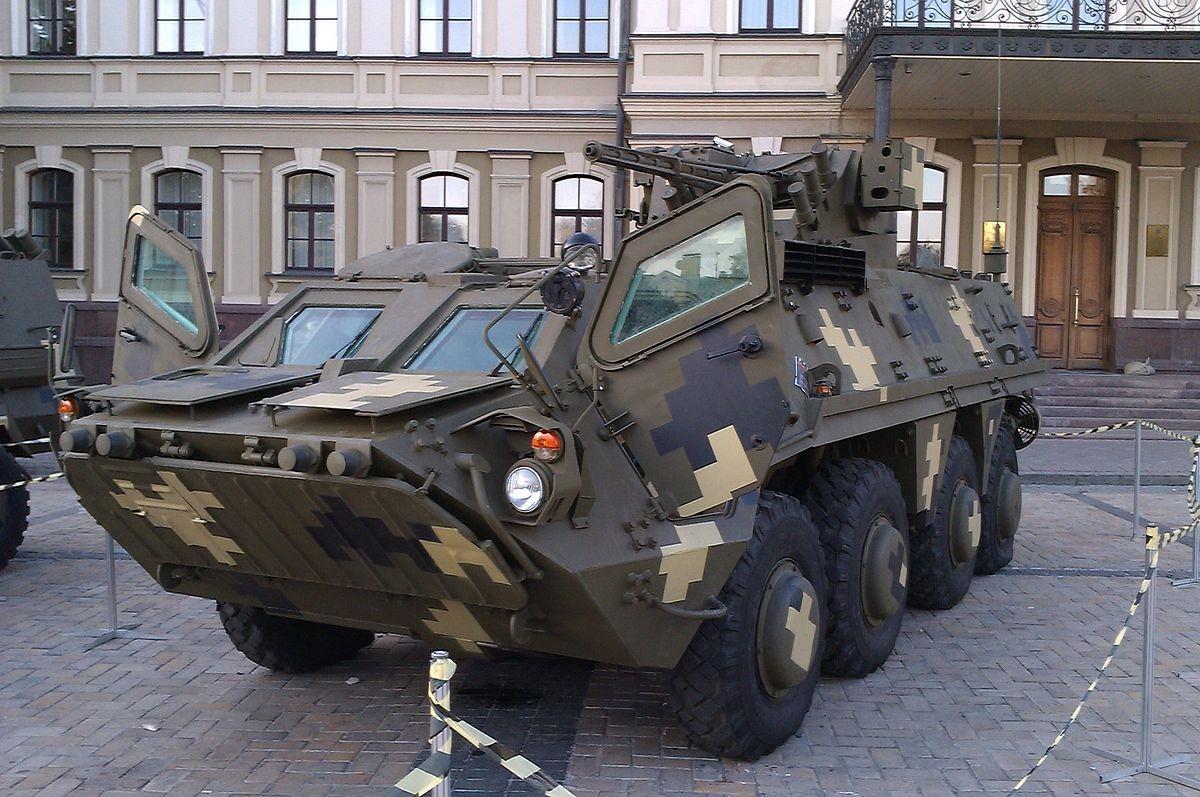ВКирове реализуют БТР за1,2 млн