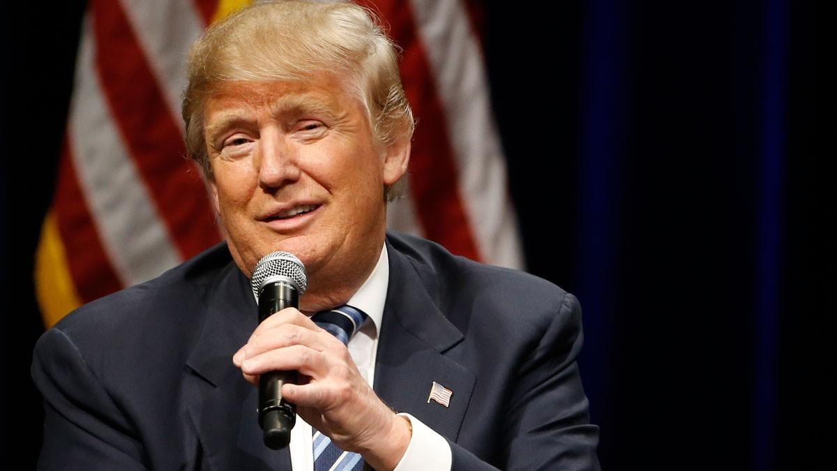 McDonalds обидел Дональда Трампа публикацией в социальная сеть Twitter