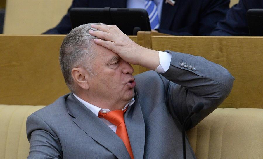 Призыв расстреливать депутатов неправильно поняли— Жириновский