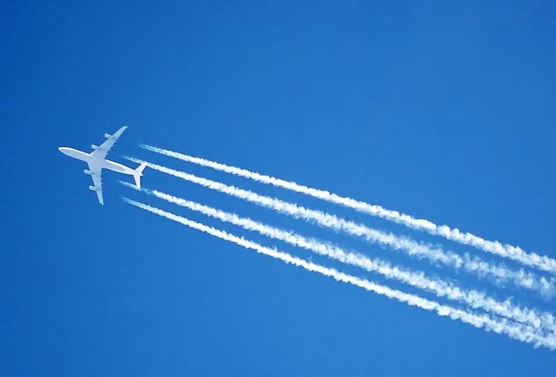 Добавление биотоплива значительно понижает вредные выбросы авиационных моторов — Ученые