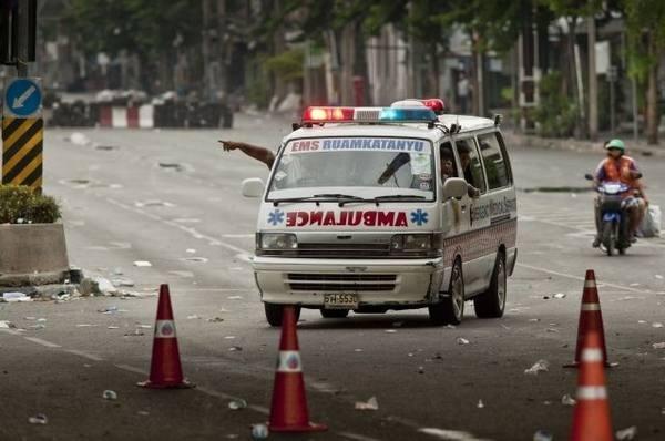 ВТаиланде автомобиль насмерть сбил жителя России