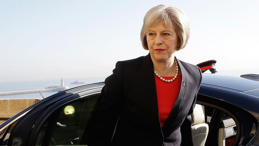 Мэй: Англия ужесточит контроль нагосграницах после выхода изЕС
