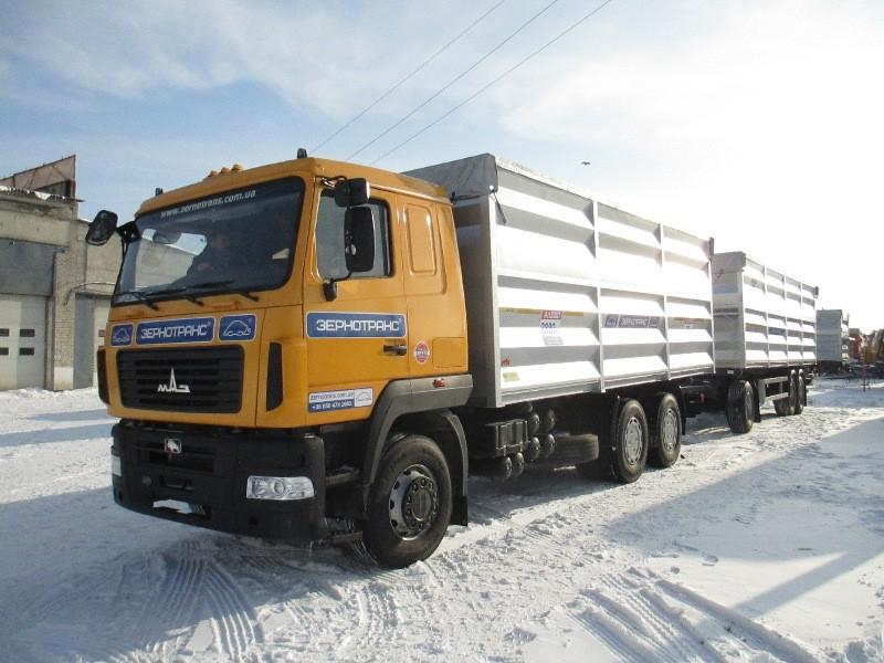 Годовое производство ставропольско-белорусских прицепов достигнет 300 млн