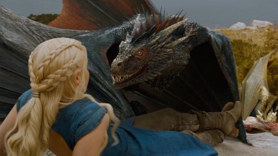 Вседьмом сезоне «Игры престолов» драконы будут размером сBoeing 747