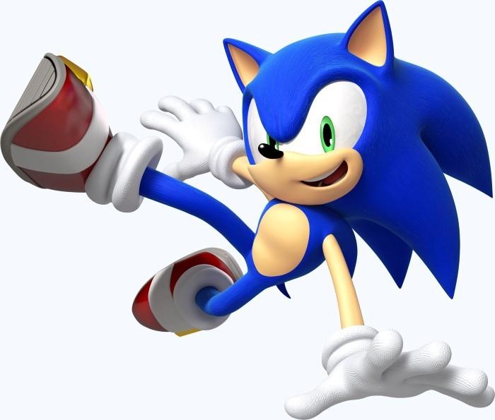 Sega анонсировала большую игру про Соника