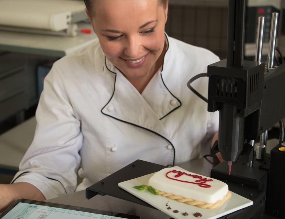 Учёные изИрландии распечатали сыр на3D-принтере