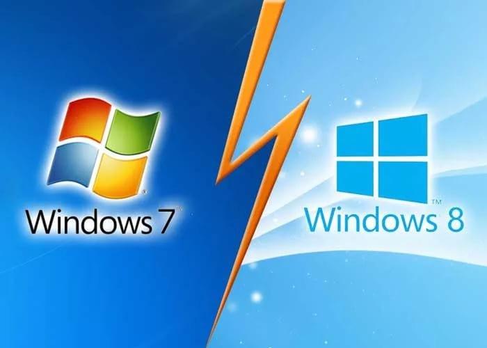 Как сделать windows 7 8