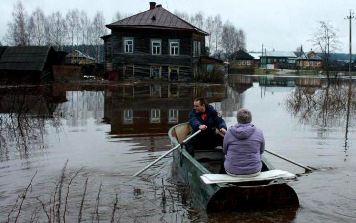 Ситуация спаводком вЦентральной РФ стабильная