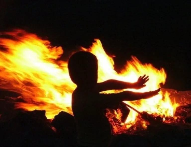 При пожаре вЕкатеринбурге умер ребенок