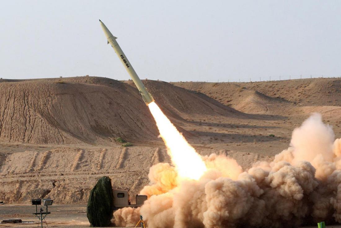 Выпущенная изсектора Газа ракета разорвалась наюге Израиля