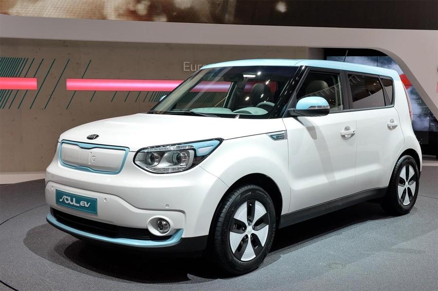 Электромобиль Киа SoulEV получит увеличенный запас хода