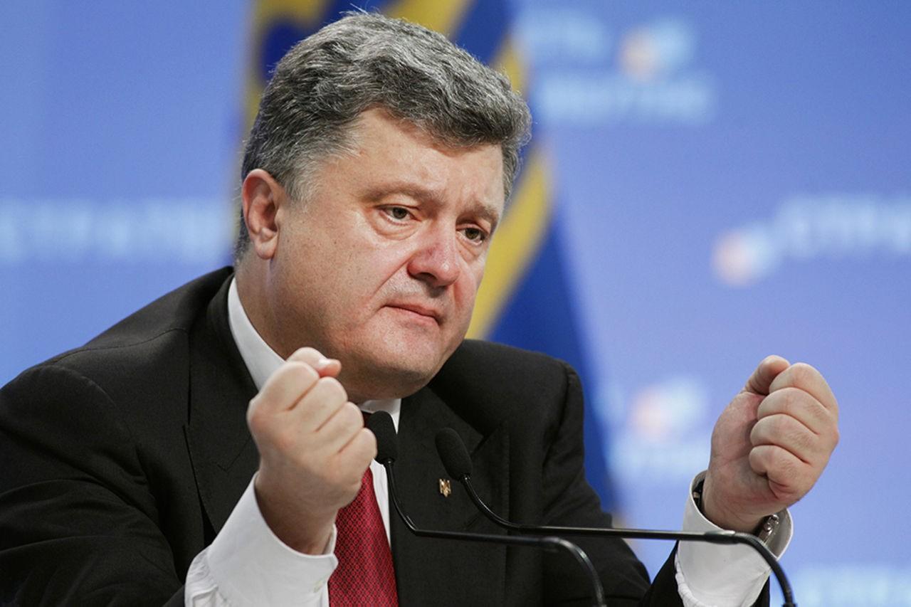 УПорошенко назвали подарки, которые президент получил в2014-м году